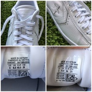 cdb9af87a8a6a1 Converse Shoes - NWT Converse 🔥 Pro Leather LP OX Arctic Fire